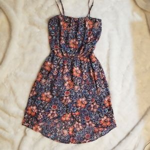 Express Multi Colored Dress XS